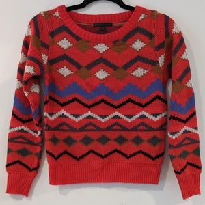 URBN Patterned Sweater